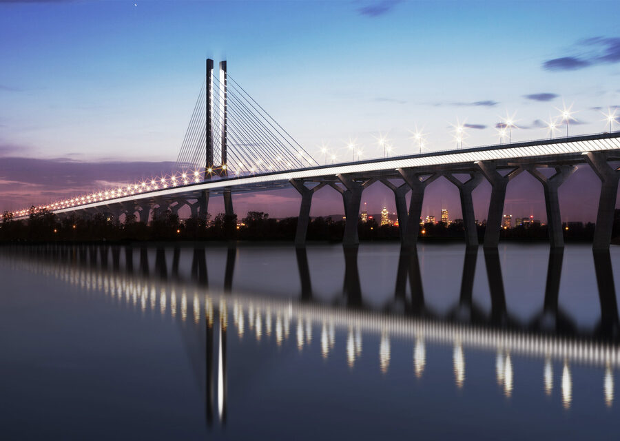 An Expansion Joint Seal for an Iconic New Bridge